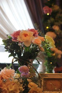 10月 Wedding  Bloom&Grow 芦屋花屋 の SHOP BLOG