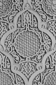 Pattern in Islamic Art | www.pinterest.com/AnkApin/patterns