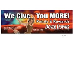 We give you MORE! Twin River, Vegas Style, Lucky Day, Delaware, Las Vegas, Entertaining, Spaces, Last Vegas, Funny