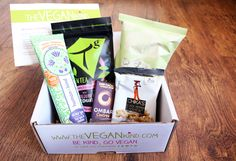 The Vegan Kind Lifestyle Box - February 2016 review #TVK28