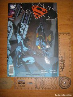 BATMAN SUPERMAN Nº1 DC (Tebeos y Comics - Planeta)
