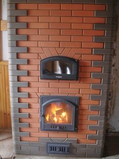 Kitchen Stove, Stove Oven, Four A Pizza, Outside Bars, Modern Materials, Rustic Wood, Building A House, Cool Designs, Sweet Home