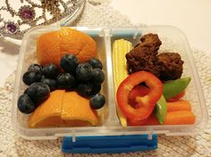 Toddler Lunch ideas by Hungry Hubby and Family Toddler Lunches, Sugar Snap Peas, Baby Carrots, Lunch Ideas, Lunch Box, Stuffed Peppers, Dinner, Breakfast, Healthy