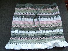 crochet / gehaakt rokje