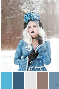 ZJ Colour Palette 626 #colourpalette #colourinspiration