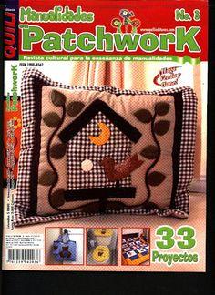 Revista de Patchwork - estela flamenco - Álbuns da web do Picasa