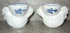 2 Vintage Pfaltzgraff Yorktowne Egg Cups
