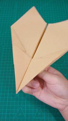 Cool Paper Crafts, Diy Crafts To Do, Paper Crafts Origami, Diy Crafts Hacks, Creative Crafts, Diy Paper, Instruções Origami, Oragami, Art Drawings For Kids