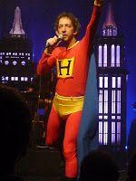 Arthur H en super héros à la rentrée sur Arte ~ COMIC SCREEN: L'actualité des super héros au cinéma et à la télévision
