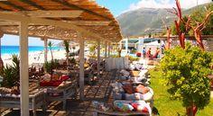 Am Gjipe Beach in Albanien entspannen: 7 Tage im 4-Sterne Hotel direkt am Sandstrand + Flug, Frühstück und Meerblick ab 301 € pro Person - Urlaubsheld | Dein Urlaubsportal