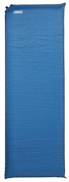 Kompakte und leichte selbstaufblasende Matte. Das Außenmaterial und der Isolierschaum sind für erhöhte Strapazierfähigkeit fest miteinander kaschiert. Das Außenmaterial ist PVC beschichtet, daher wasserdicht und UV-beständig.  • Zusatzinformation: - Mit kleinem, strapazierfähigem Kunststoffventil - Zwei Packgummis - Material: Polyester 68D 190T mit PVC Beschichtung - PU Schaum 18 kg/m² ...