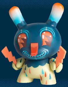 Dunny by Kidrobot✋More Pins Like This At FOSTERGINGER @ Pinterest☝✋