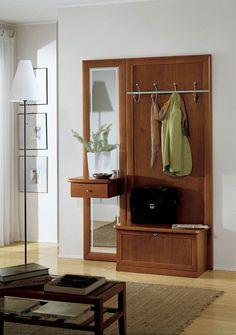Klasszikus előszobafal - www.montegrappamoblili.hu Entryway, Hall Design, Tenerife, Furniture, Home Decor, Spring, Entrance, Decoration Home, Room Decor
