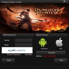 Dungeon Hunter 4 Hack http://abiterrion.com/dungeon-hunter-4-hack/