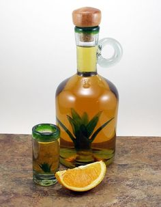 Homemade Fruit Liqueur Recipes, Cordial and Liqueur Making Information
