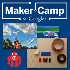 It's free, it's online, and it's a #STEM extravaganza. Maker Camp is the ultimate virtual science camp for all ages.