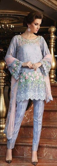 Buy latest Maria B Master Replica of unstitched Maria b collection in Pakistan. We supply Maria B Wholesale replica clothing online. Chiffon, Linen, khaddar - Page 3 Maria B, Eid Collection 2017, Dress Collection, Designer Collection, Pakistani Bridal Dresses, Pakistani Outfits, Pakistani Couture, Eid Dresses, Dresses Online