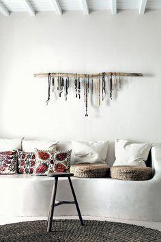 Jewelry hanging