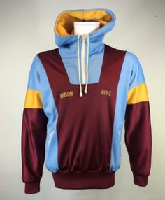 Aston Villa Kit, Rain Jacket, Windbreaker, Football, Jackets, Fashion, Raincoat, Down Jackets, Moda