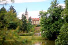 Znovunalezené Průhonice Czech Republic, Mansions, House Styles, Manor Houses, Villas, Mansion, Bohemia, Palaces, Mansion Houses