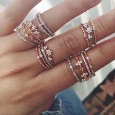 Star Crossed Lovers | Bohemian Gypsy Festival Jewellery | Indie and Harper #GoldJewelleryRings