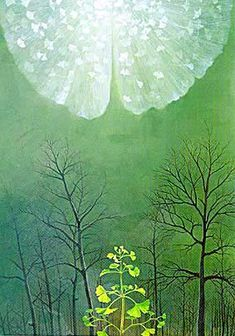 Simile: Willow and Ginkgo, by Eve Merriam