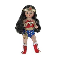 Wonder Woman 8-Inch Madame Alexander Doll - Madame Alexander - Wonder Woman - Dolls at Entertainment Earth