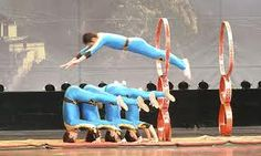 The New Shanghai Circus comes to Yuma, AZ
