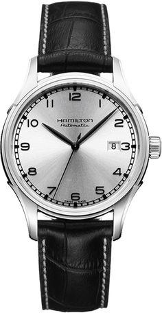 H39515753, 39515753, Hamilton valiant auto watch, mens