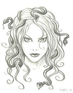 medusa tattoos | View More Tattoo Images Under: Medusa Tattoos