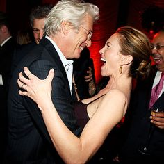 """richard gere and diane lane as carrick and dr. grace trevelyan-grey - """"my dad's a lawyer, my mom is a pediatrician."""" - fifty shades of grey"""