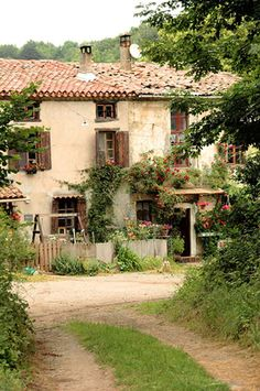 French farmhouse....