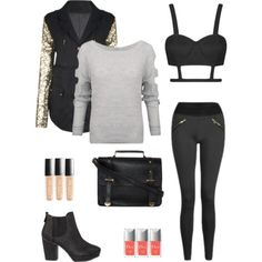 """""""Layer Up"""" by shelikesfashion on Polyvore"""
