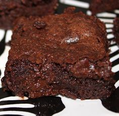 Recipe for Nutella Brownies | Two Peas & Their Pod