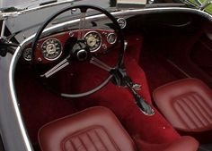 Bring a Trailer » Impressive Build: 1956 Healey 100 Gurney Weslake V8