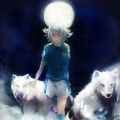 - Wolf Legend by Miyukiko on DeviantArt Inazuma Eleven Axel, Fanart, Epic Art, Anime Fairy, Boy Art, Shiro, Art Model, Anime Guys, Anime Characters