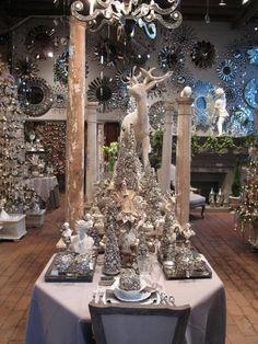 Roger's Gardens 2010.  Retro Glam Christmas