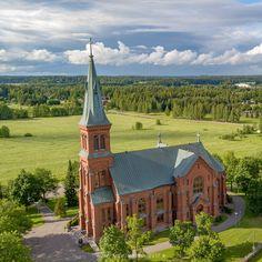 Sipoo Church. Juha Blomberg (@Juhabee) | Twitter
