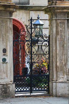 Charleston Daily Photo: Charleston Gate