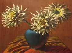 Vladimir Tretchikoff still life Retro Art Prints, Flower Art, Painting, Russian Artists, Art, Vintage Wall Art Prints, Creative Art, South African Artists, Beautiful Art
