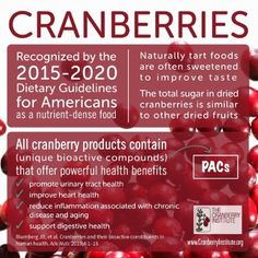 Life Extension Daily News - Benefits of Cranberries http://www.lifeextension.com/News/LefDailyNews?NewsID=25507&Section=NUTRITION #Cranberries [ http://GroovyBeets.com ]