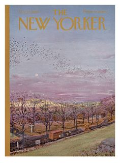 The New Yorker Cover - October 21, 1967