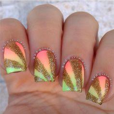 badgirlnails #nail #nails #nailart