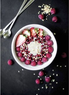 ... quinoa porridge with berries | nadia damaso official cookbook ...