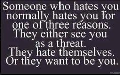 The same could be said for people who spread rumours