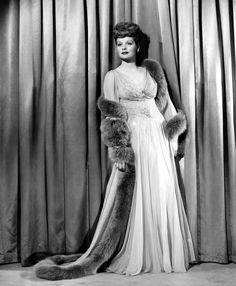 Lucille Ball,1946 publicity photo    In those days, when gender roles were so carefully defined, this woman who looked like a living confection was both hilarious and a smart businesswoman. Description from pinterest.com. I searched for this on bing.com/images
