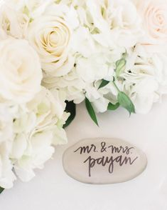 Calligraphy  Florals: easily one of my favorite combinations.  In love with the simplistic beauty of the Payan wedding last weekend. #keepcalmandpayan // The incredible team behind it all: @intertwinedevents @taylorcolephoto @seacalligraphy @edpulellaphoto @paseahotel @misshayleypaige @styledbytc @ryanrozarmedia @flowersbycina @honoredoccasions @beverlysbakery @intertwinedkatie @darlamariedesigns @luxe_linen