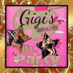 *♡°~°♡°~°♡°~°♡°~°♡°~°♡°~°♡* ♡Gigi's Shopping Party♡2015 A YEAR ROUND SHOPPING EVENT  hosted by Gigi's Events...... *~*HAPPY NEW YEAR*~* *♡ SHOP TIL YOU DROP♡* Online vendors showing their products for 2015!! purchase directly from our vendors or shop their online stores ! Companies with purses, make up, clothes, jewelry & home decor!! see some BRAND NEW companies !!  What new for 2015?  This event starts January 1 ~ Dec 31 ... *♡°~°♡°~°♡°~°♡°~°♡°~°♡°~°♡…