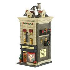 Department 56 Christmas in The City Village Oxford Shoes Lit House 9.49-Inch
