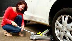 Tips dan Cara Yang Benar saat Menggunakan dan Memanfaatkan Dongkrak Mobil
